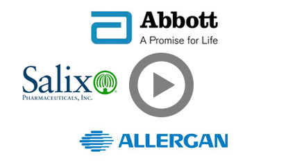 Abbott A Promise for Life Salix Pharmaceuticals, Inc. Allergan
