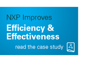 NXP Improves Efficiency & Effectiveness