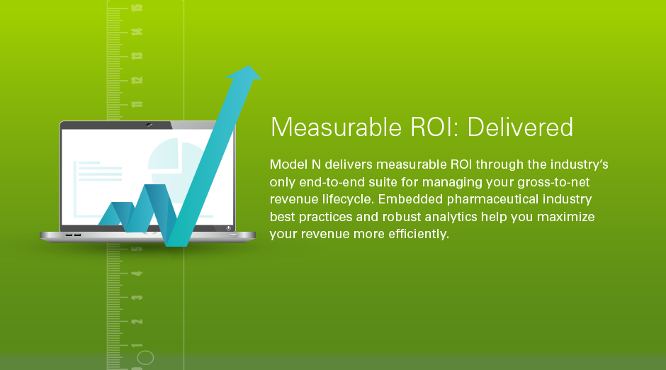 Measureable ROI: Delivered The industry's only end-to-end suite gives you embedded best practices and robust analytics to help you further maximize your revenue and ROI