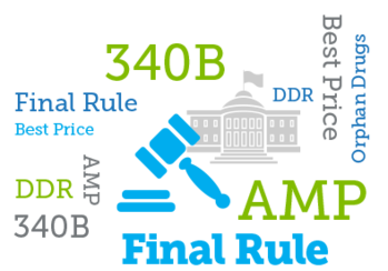 340B, AMP, Final Rule, DDR, Best Price