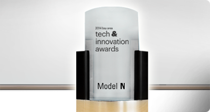 2014 bay area tech & innovation awards Model N