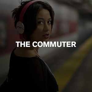 SOL REPUBLIC headphones are great for commuting to work or school