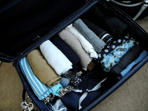 International Air Travel Packing Tips